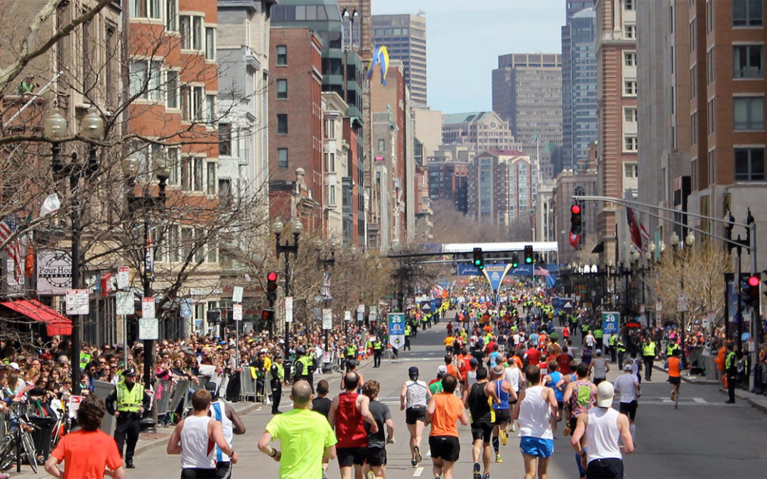 Marathon Monday 4/16 – Service Alert in Boston